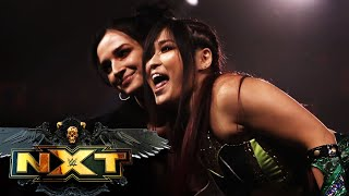 Poppy brings out a returning Io Shirai: WWE NXT, June 8, 2021