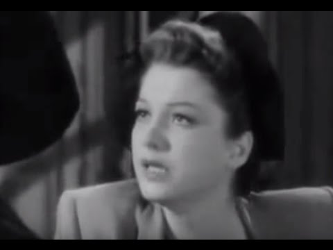 Anne Baxter Wins Academy Award For Playing A Hooker  The Razor's Edge 1947