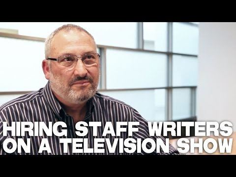 Hiring Television Writers As The Head Writer Of A Television Show by Ross Brown