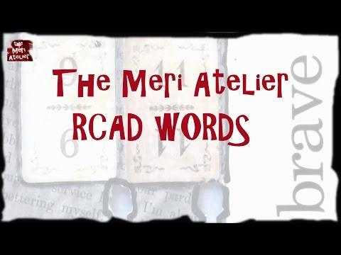 RCAD Words Art Journal #037 - BRAVE 911