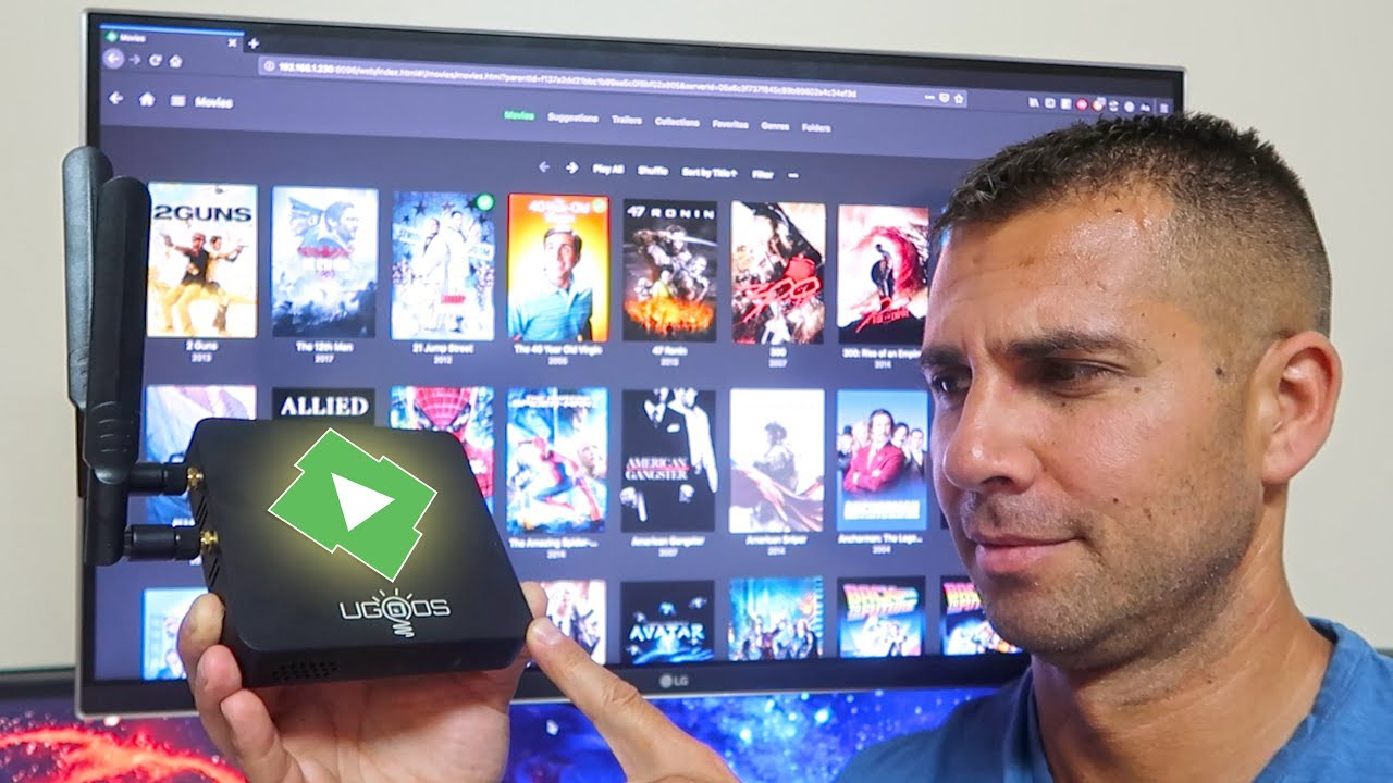 MULTIMEDIA Server on Android TV Box 📺 EMBY Media Server