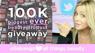 100K Best Ever YouTube Giveaway! (Closed)