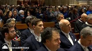 Domenica delle Palme, Pontificale in Duomo - l'omelia dell'Arcivescovo mons. Delpini