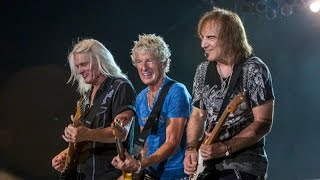 Riding the storm out REO Speedwagon with Chicago the Band
