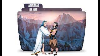 Desenho Biblico  A Reunião De José  Otima Qualidade De Imagem  , Nota 10