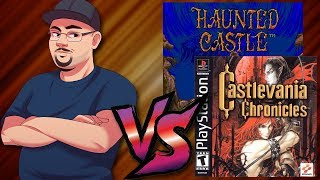 Johnny vs. Haunted Castle & Castlevania Chronicles