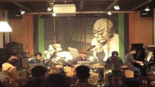 増田ヒロシと仲間たち 夢鹿蔵フォークナイト10 2010.2.20.