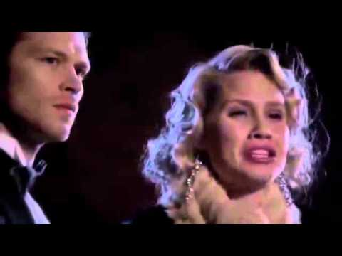 TO 1x15 : Klaus and rebecca and Elijah flashback