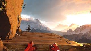The Climb — Альпы (HD) Crytek