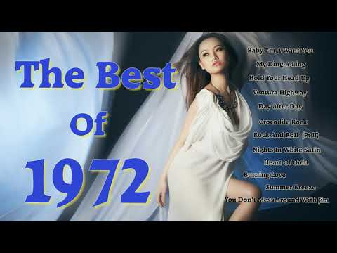 The Best Of 1972 - 1972 Greatest Pop Songs