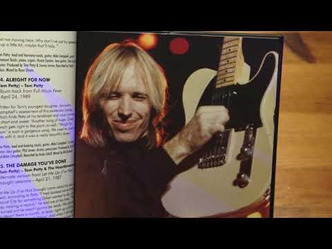 Tom Petty An American Treasure CD (Deluxe) Unwrapping