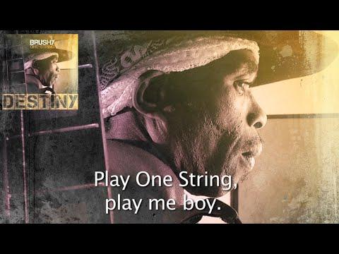 Brushy One String | One String Play (Lyrics)