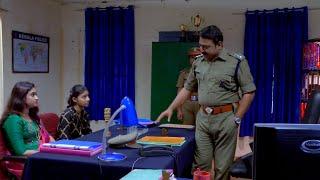 Bhramanam   Epi 437 -  Neetha & Haritha Questioned   Mazhavil Manorama