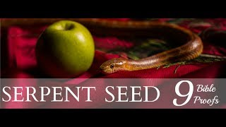The Serpent Seed: 9 Bible Proofs, Part 3 of 3