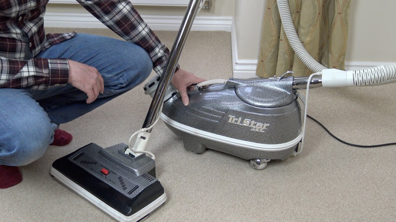 Tristar DXL Vacuum Cleaner Unboxing & First Look - YouTube