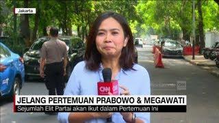 Megawati Siapkan Menu Spesial Jelang Pertemuan dengan Prabowo I Live Report