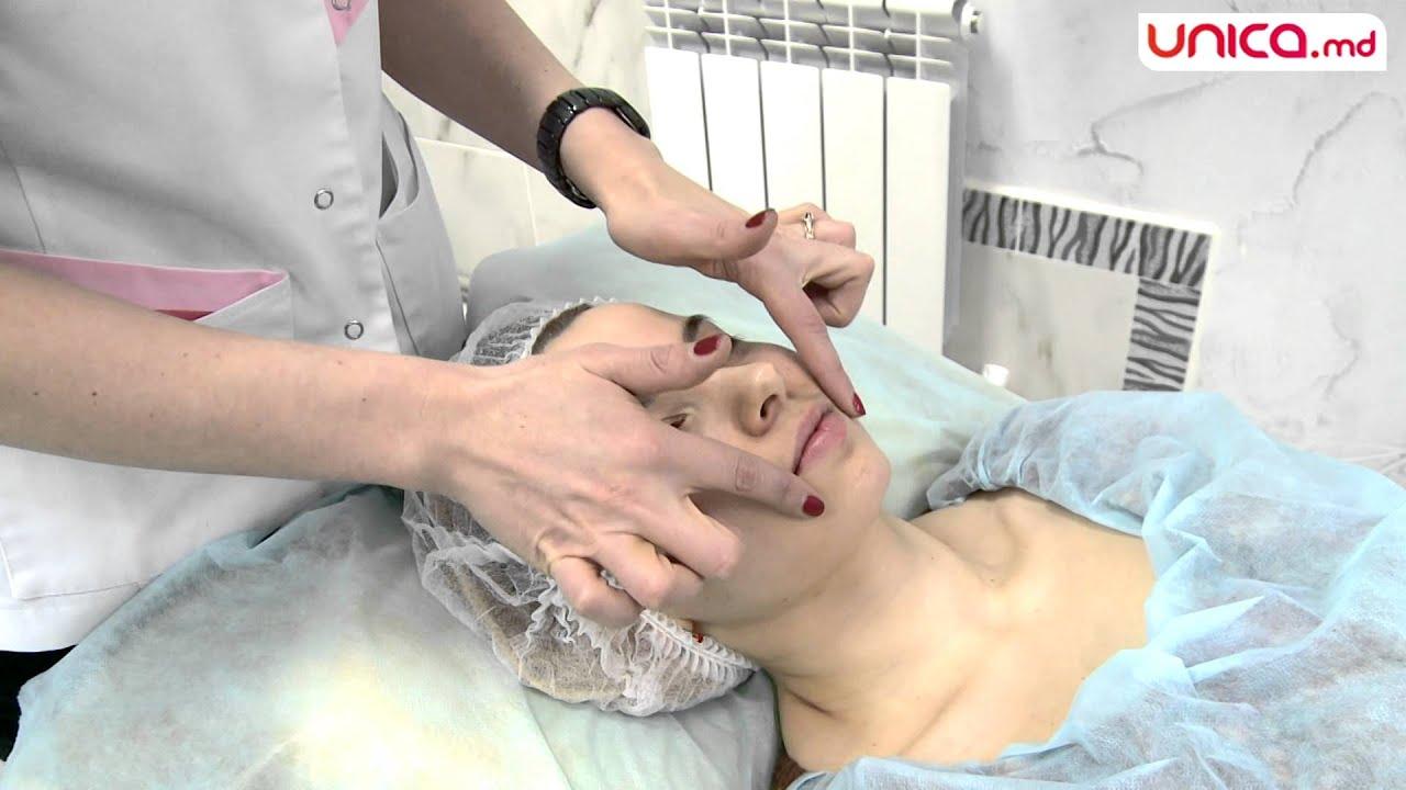 Doctor Lica - Tramentul pielii combinate cu ultrasunet si biomicrocurenti.