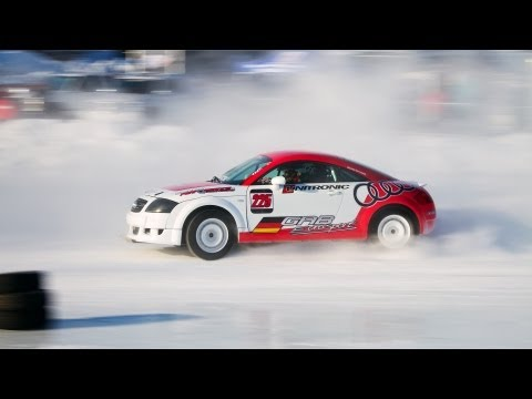 Behind the Scenes - Ice Racing in Lavaltrie, QC