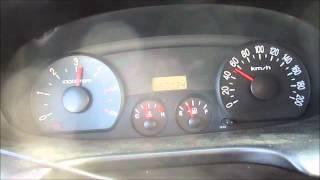 Hyundai Starex 2.5 CRDI 140Hp Chip Tuning By BoostER Performance(Aynı yerde yapılan önce ve sonra yol testidir., 2012-03-19T21:29:05.000Z)
