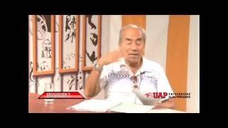 Jurista Temístocles Saavedra Maceda en Educación & Democracia   Mar 2015
