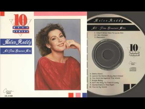 Helen Reddy - I Am Woman & Ain't No Way To Treat A Lady