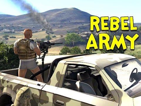 REBEL ARMY! -