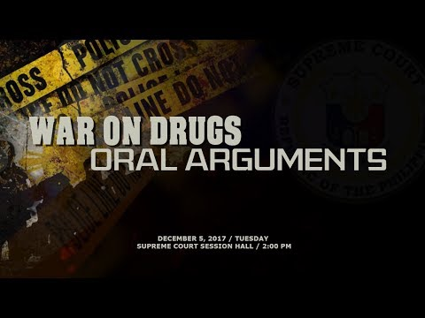 War on Drugs Oral Arguments - Part 3