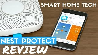 Nest Protect Review - Best Smart Home Tech