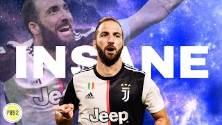 Gonzalo Higuaín 2019 - INSANE Goals & Assists - HD