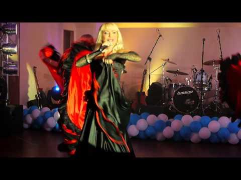 """Наталья Савина и шоу-группа """"Nellidance"""" - ПРОСТИЛА - Авторская песня - 10.08.2013"""