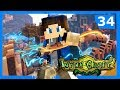 Wynncraft | Ep 34 - I THOUGHT THEY COULDN'T CLIMB! Ice Nations Quest!