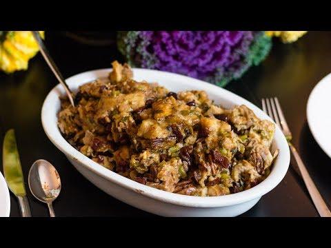 Easy Crock-Pot Stuffing
