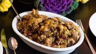 Easy Crock-Pot Stuffing