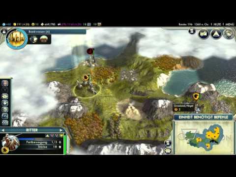 Let's Play Civilization 5 HD Part 25 - Bankewesen |
