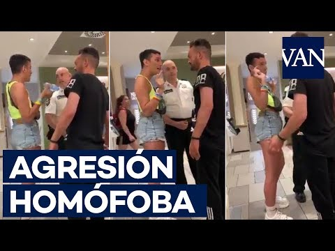 "Agresión homófoba en Barcelona: ""Te voy a hacer heterosexual a hostias"""
