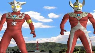 Video Ultraman Leo & Taro - TAG Battle Mode ★Play ウルトラマン FE3 download MP3, 3GP, MP4, WEBM, AVI, FLV Maret 2018