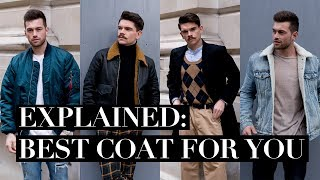Which Winter Coat Are You? | Men