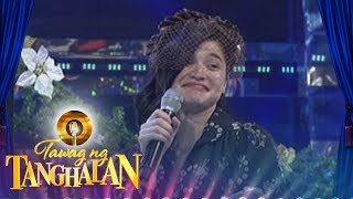 Tawag ng Tanghalan: Anne Curtis asks Hazel Grace to share her experiences