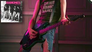 "Guitar Cover - ""Cretin Hop"" - The RAMONES"