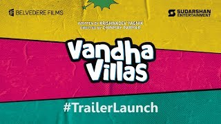 Vandha Villas - Official Trailer | Gujarati Film Trailer | Upcoming Gujarati Movie