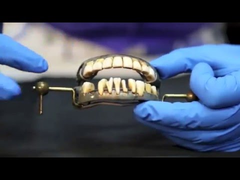 Wooden Teeth Myth George Washingtons