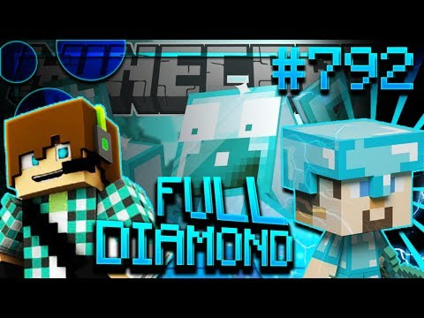 Minecraft ITA - #792 - ARMATURA FULL DIAMOND