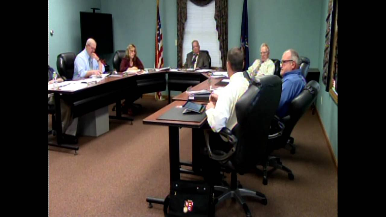 Champlain Town Board Meeting  6-14-16