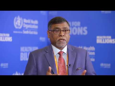 Interview with Zahid Maleque, State Minister of Health & Family Welfare, Bangladesh