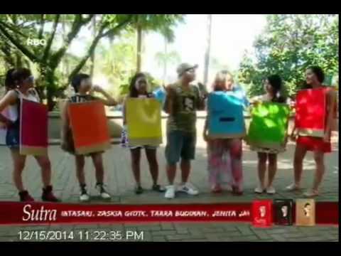 Graha Cinta Panah Asmara Arjuna 15 Desember 2014