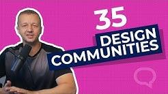 LOOKY: 35 Active Design Communities for UI - UX - Web Dev - Graphic Design