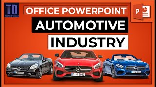 PowerPoint Presentation Advanced Animation | Automobile Presen…