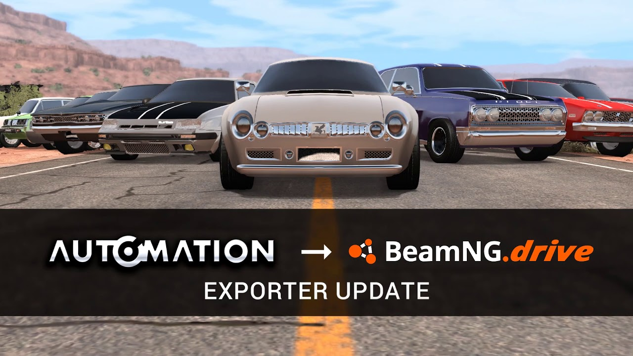 Announcing Automation & BeamNG drive collaboration! | BeamNG