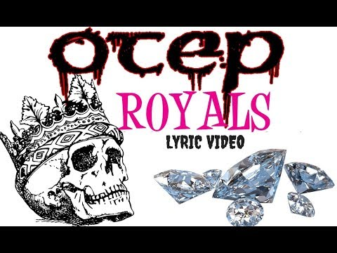 Otep - Royals (Lyric video)