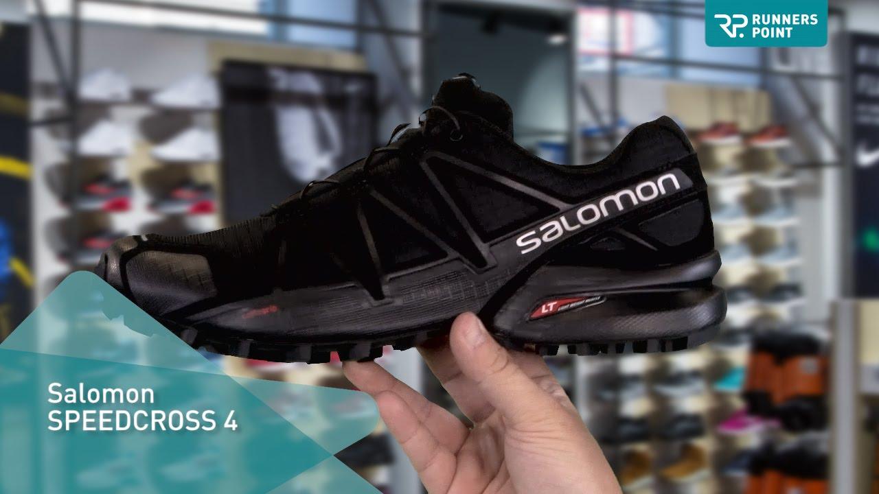 Salomon Speedcross 4 Gtx Recensione